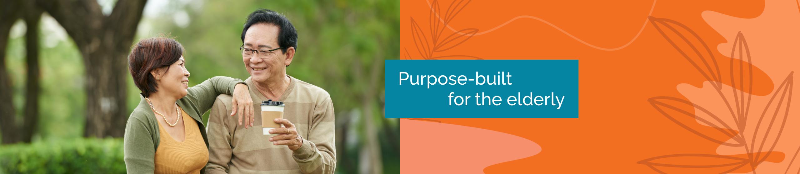 Purpose-Built for the Elderly